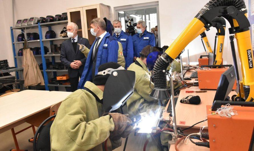 В Чувашии появилась первая учебная «Фабрика процессов»