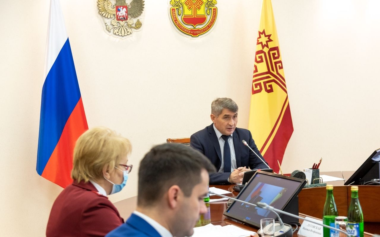 Олег Николаев поручил главам администраций муниципальных образований мобилизоваться