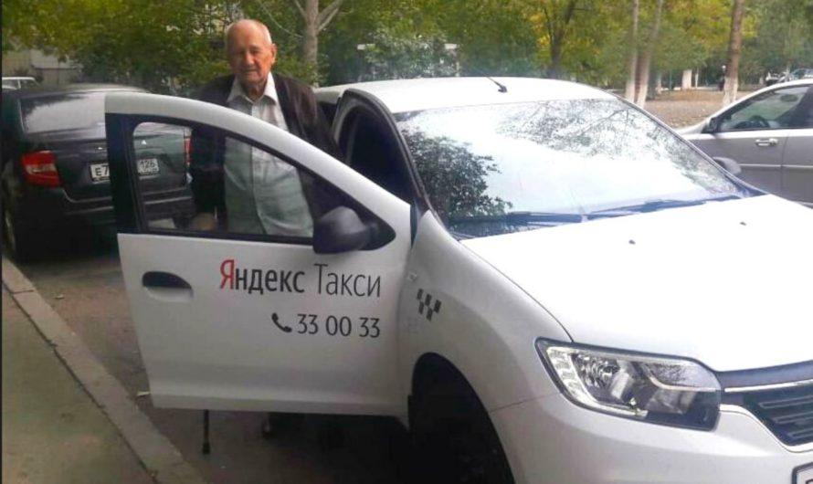 Поездки на такси для ветеранов стали бесплатными в двух городах Чувашии