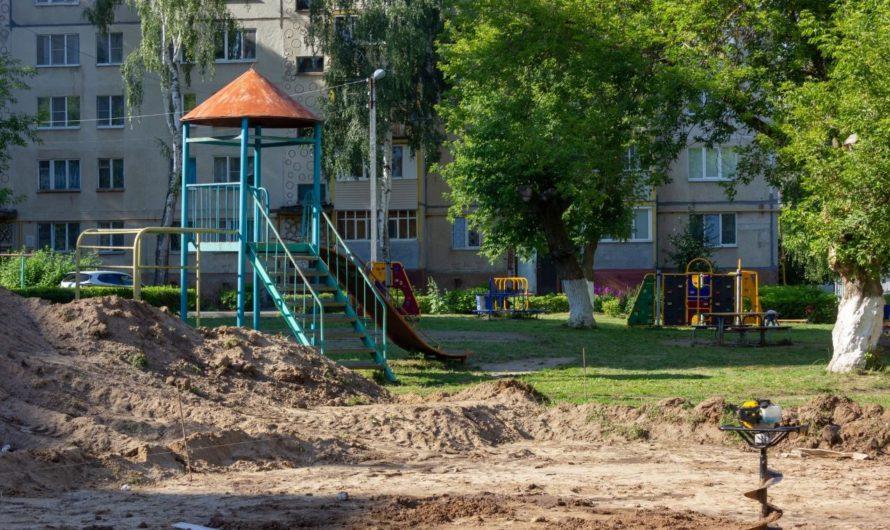 На развитие дворовых территорий планируют выделить еще 1 млрд рублей