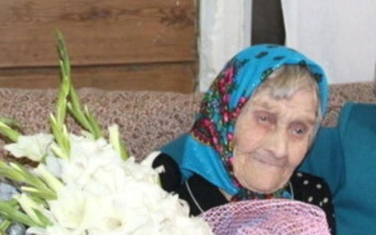 Жительница Чувашии прошла войну и недавно отметила 101-летие