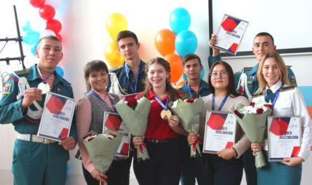 Чувашская Республика завоевала 8 медалей на чемпионате WorldSkills Russia-2020