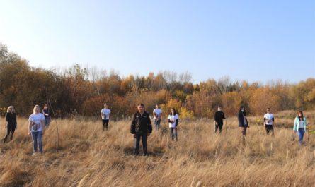 Волонтеры Победы из Алатыря приняли участие в акции «Лес Победы»