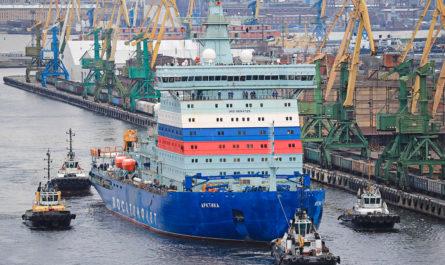 Мощный ледокол будет оснащен трансформаторами чувашского производства