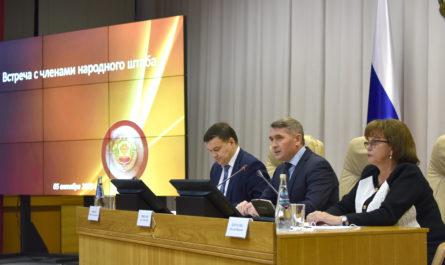 Олег Николаев объявил о создании Общественного совета при Главе Чувашской Республики