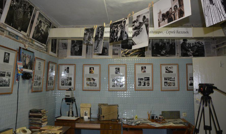 Единственный в России Музей фотокорреспондентов находится в Чебоксарах