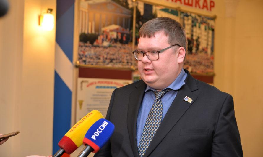 Главой города Чебоксары – председателем ЧГСД стал Олег Кортунов