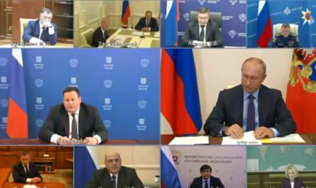 Министр труда России отметил достижения Чувашии в поддержке малоимущих в рамках соцконтракта