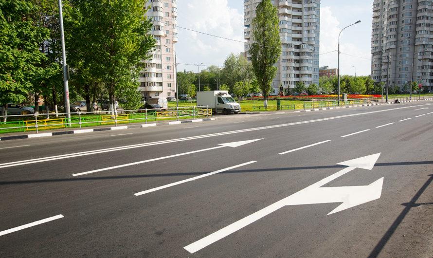 Олег Николаев поддержал применение термопластика для разметки дорог Чувашии