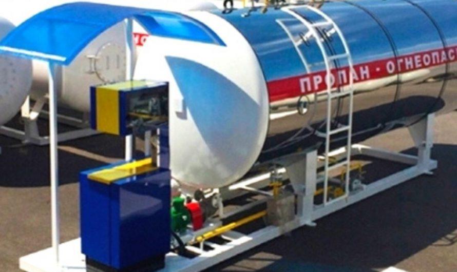 В Чувашии к 2022 году появятся 5 новых газозаправочных станций