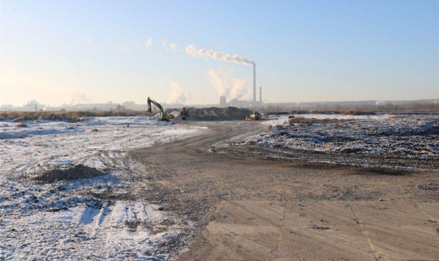 В Новочебоксарске рекультивируют шламонакопители