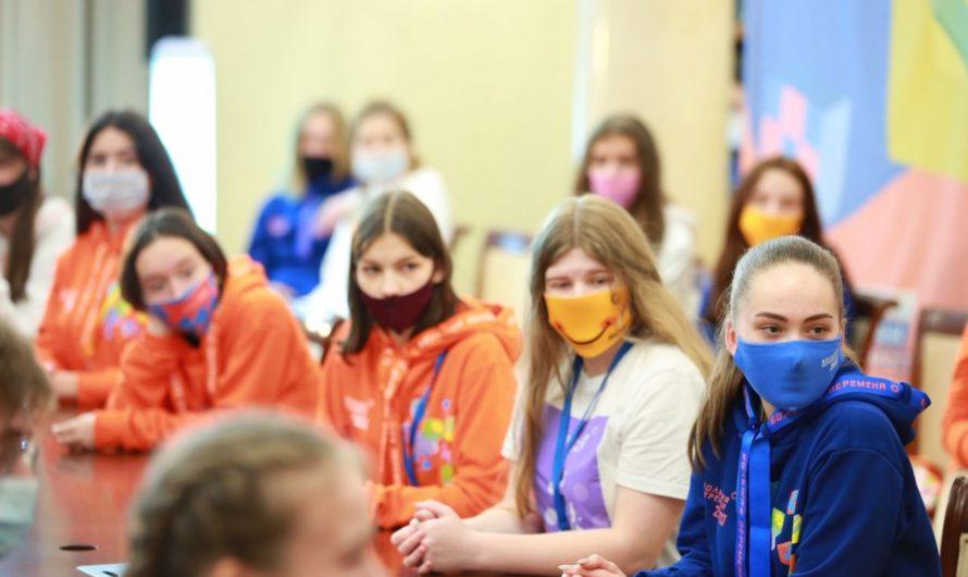 Школьники из Чувашии в финале конкурса «Большая перемена»