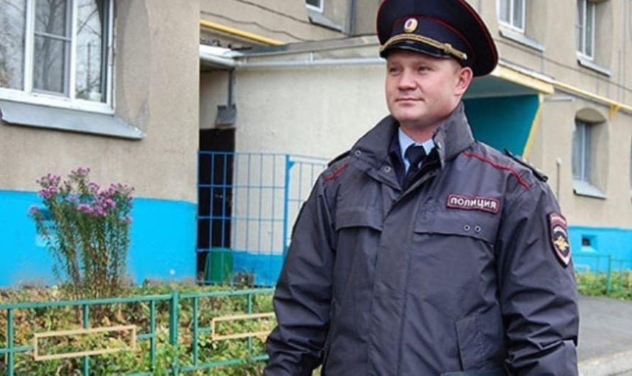 Полицейский из Чебоксар может стать народным участковым России