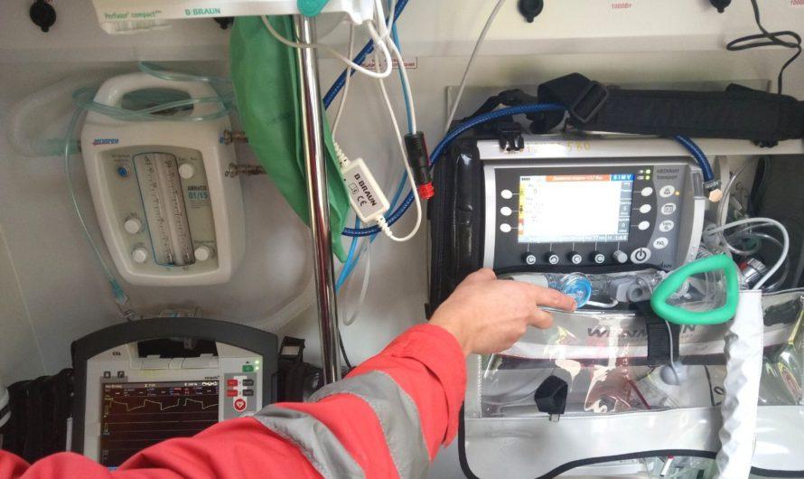 В Чувашию поступит новое оборудование для лечения пациентов с COVID-19