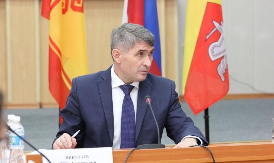 Олег Николаев обозначил, как можно повысить эффективность реализации инфраструктурных проектов в Чувашии