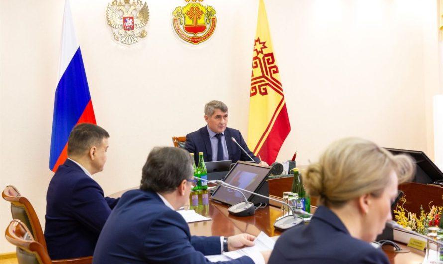 Олег Николаев призвал вместе гордиться успехами земляков