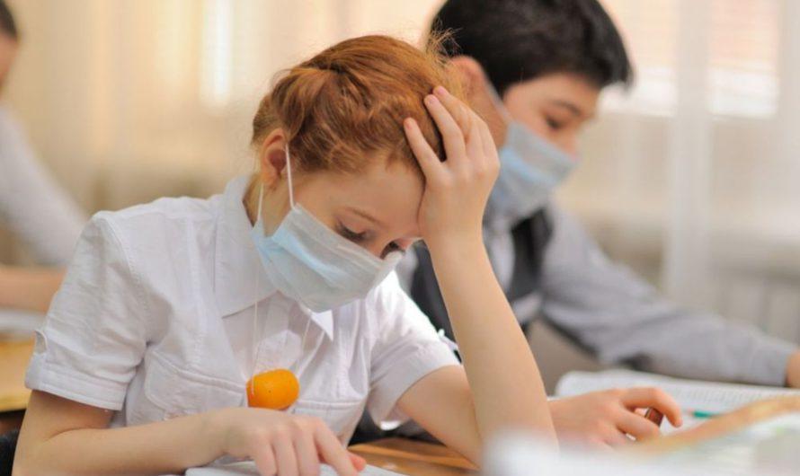Роспотребнадзор: в 18 из 25 случаев источником заражения ковид в школах Чувашии стали учащиеся