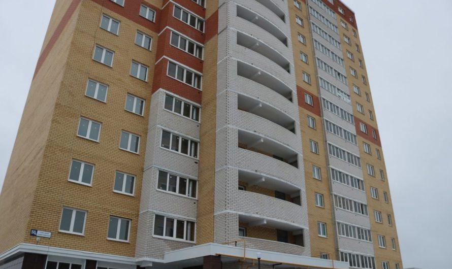 Олег Николаев призвал продолжить энергоэффективный капремонт в многоэтажках Чувашии