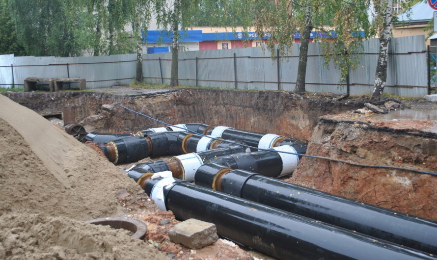 Теплосети Шумерли будут модернизированы к концу 2022 года