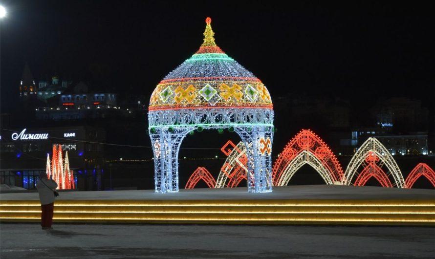 Более 21 тысячи туристов посетили Чувашию во время новогодних каникул