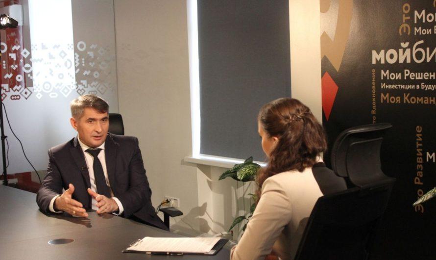 Олег Николаев высказал мнение о главных последствиях коронавируса для МСП