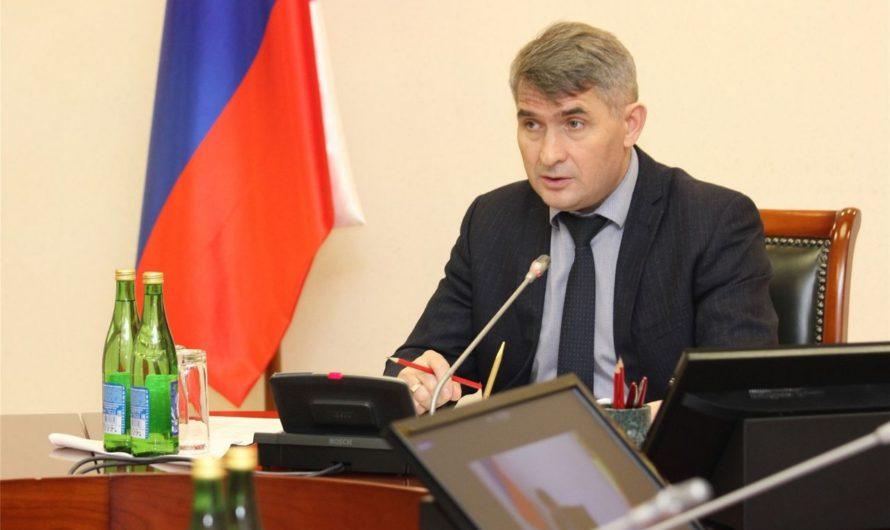 Олег Николаев напомнил об отмене корпоративов на Новый Год