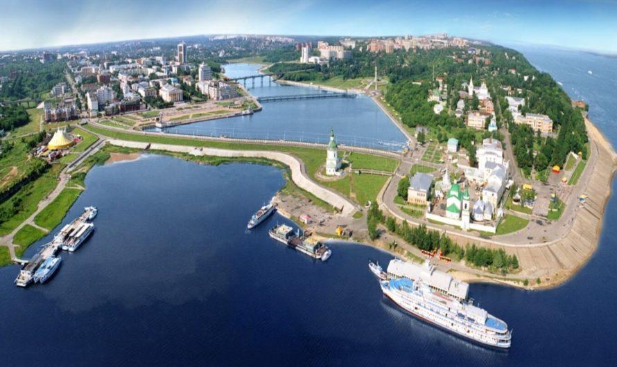 Журналисты «Комсомолки» советуют знакомиться с Чувашией со столицы — города Чебоксары