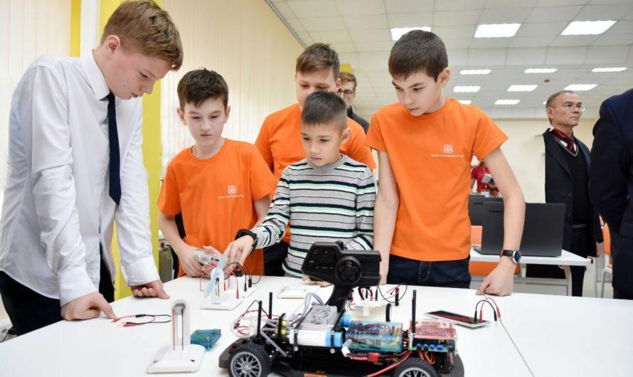 Ученики профильных классов в Чувашии будут изучать электротехнику и IT-технологии