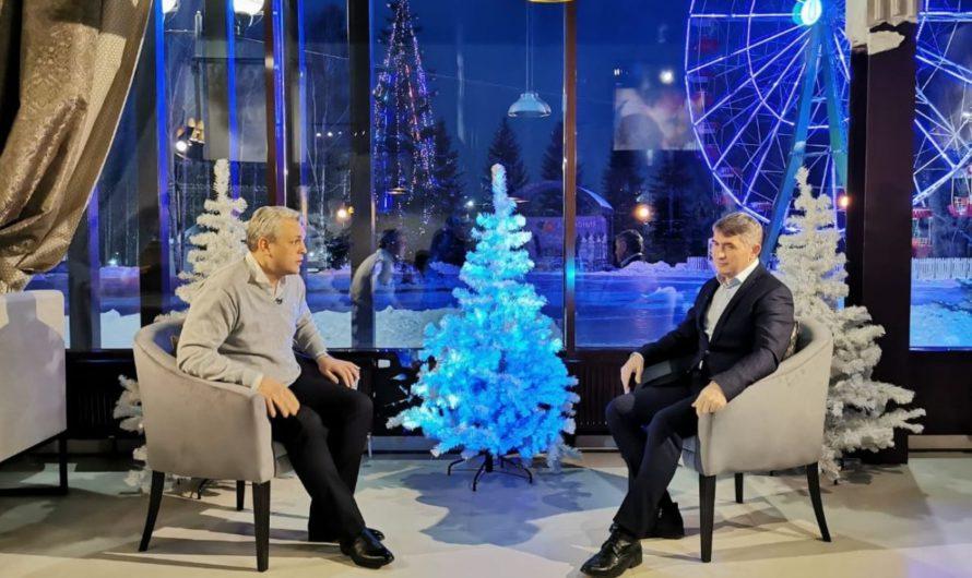 Олег Николаев рассказал, почему собрал молодую команду министров