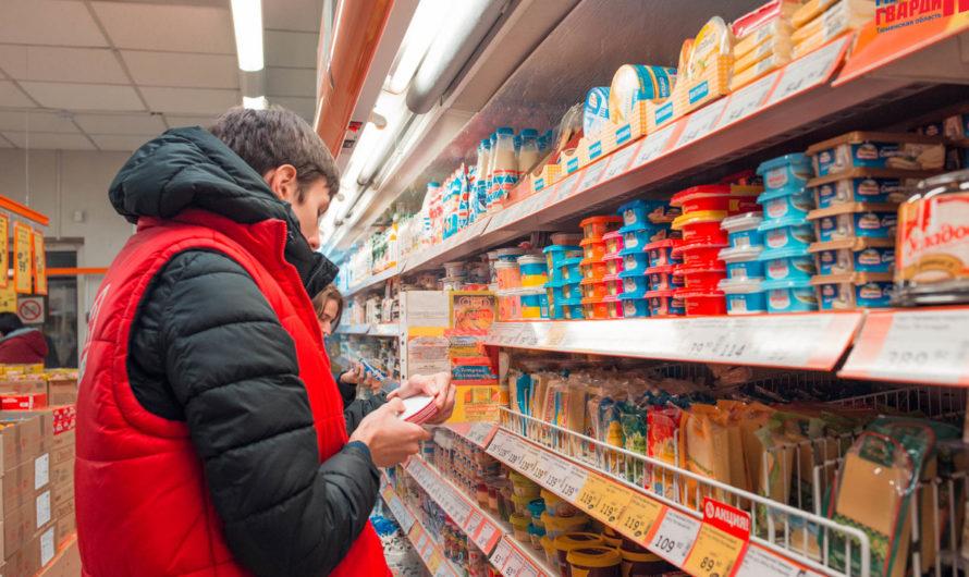 Волонтеры «Агроконтроля» прошлись по магазинам Чебоксар