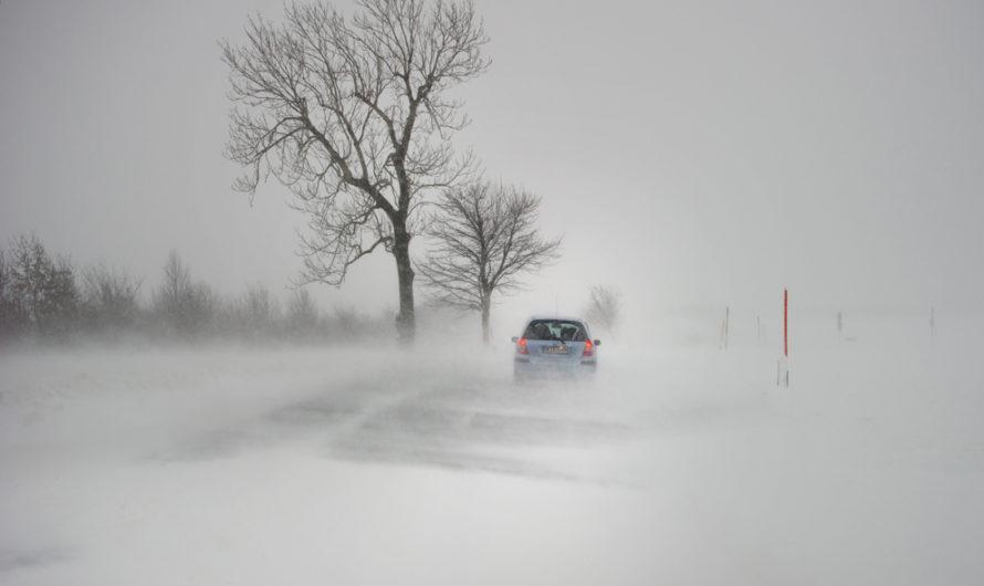 В Чувашии из-за метели вводят ограничение движения автобусов и грузовиков