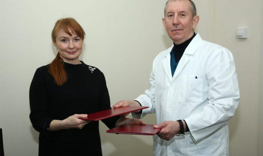 Онкодиспансер подписал соглашение с Союзом женщин Чувашии по психологической поддержке пациентов