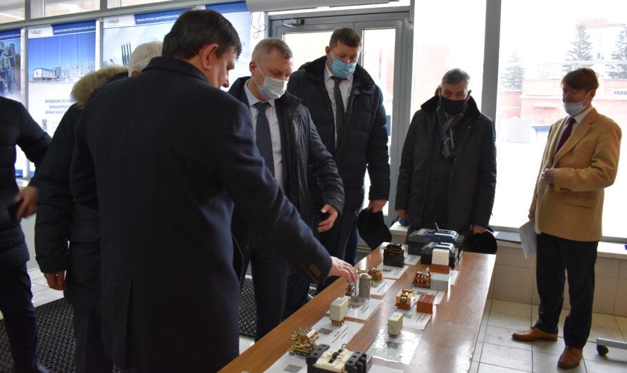 Распределительные устройства для энергетической системы судов, производимые в Чувашии, заинтересовали предприятия из Татарстана