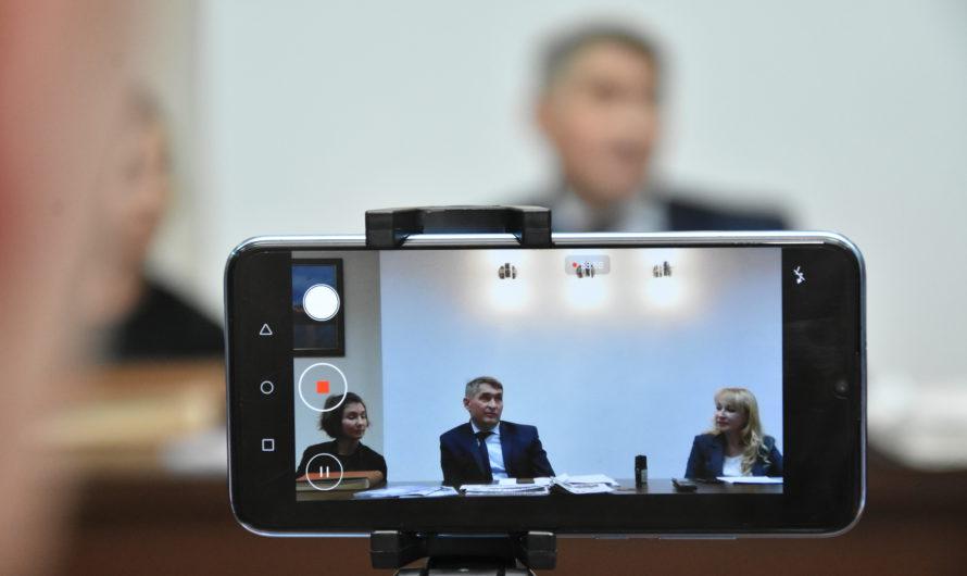 Олег Николаев поддержал инициативу учреждения почетного звания в области журналистики