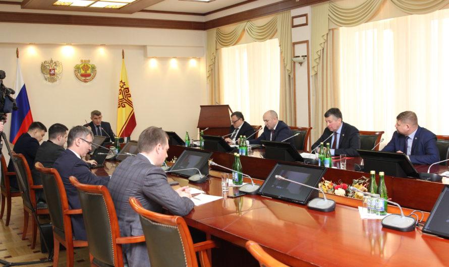 Глава Чувашии назвал проблемные направления реализации нацпроектов в 2020 году
