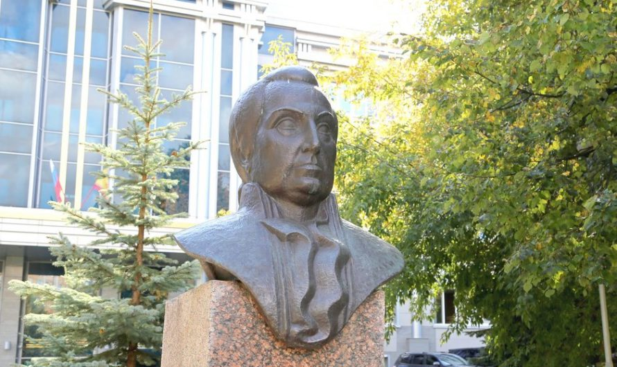 В Санкт-Петербурге появится сквер уроженца Чувашии, зодчего Петра Егорова