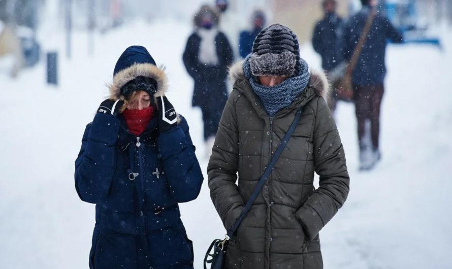 За последние сутки от обморожения в Чувашии пострадали 8 человек