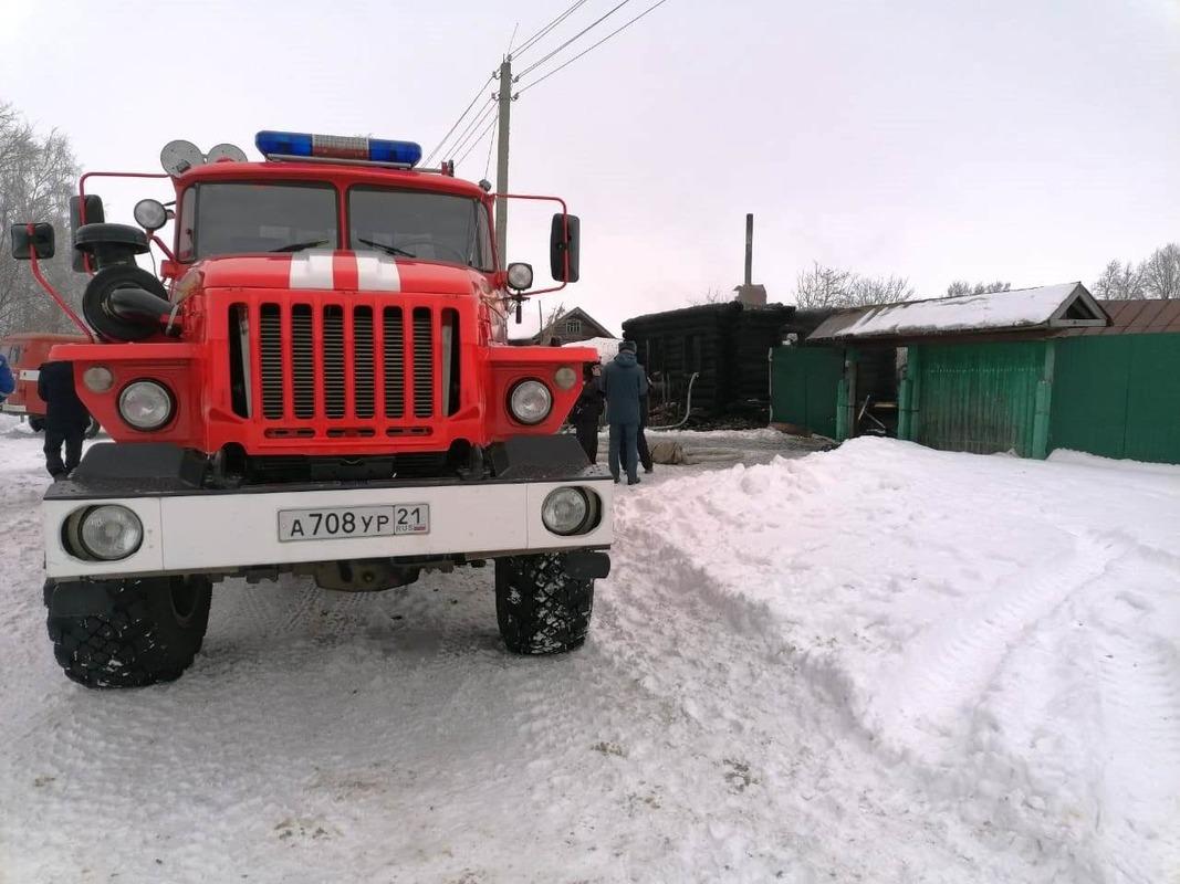 По факту гибели людей в Урмарском районе решается вопрос о возбуждении уголовного дела
