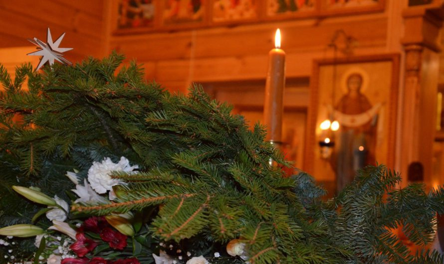 Рождественское ночное богослужение – в прямом эфире