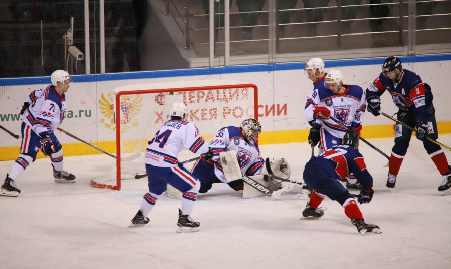 Олег Николаев высказался за разрешение зрителям посещать хоккейные матчи