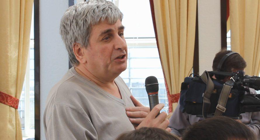 Журналист Александр Белов возглавил Штаб общественного наблюдения