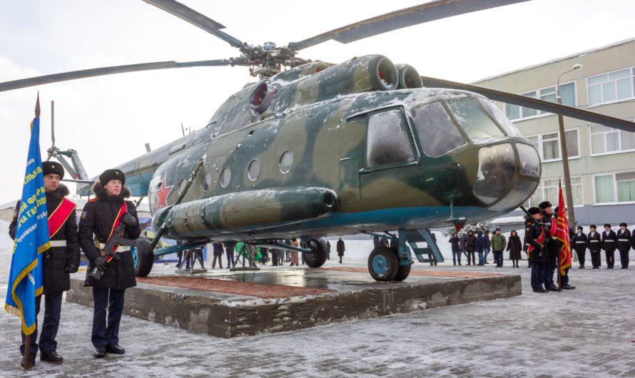 При чебоксарской школе №22 заработал музей под открытым небом