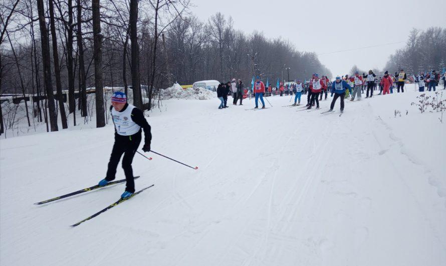 «Лыжня России» во всех муниципалитетах Чувашии стартовала одновременно