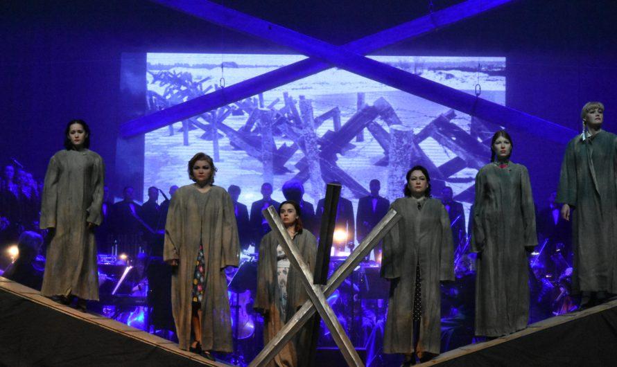 В Чувашии представили концертную программу «Посвящается строителям рубежей…»