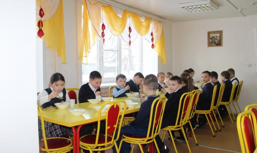 В школах Чувашии появятся терминалы безналичной оплаты горячего питания