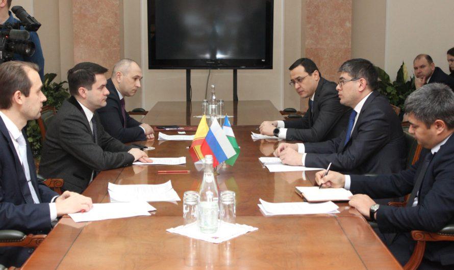 Узбекистан занимает третье место среди стран СНГ, куда Чувашия больше всего экспортирует своей продукции