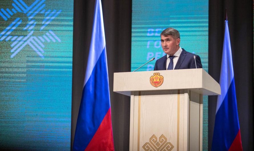 Олег Николаев рассказал о 5 новых школах, которые начнут строить в Чувашии в этом году
