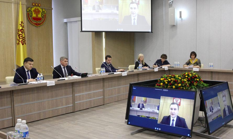 Олег Николаев: в Чувашии создается эффективная система подготовки кадров