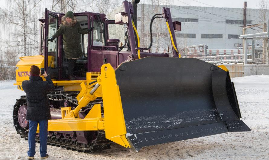 Чебоксарские тракторы прокладывают дорогу промышленному туризму в Чувашии