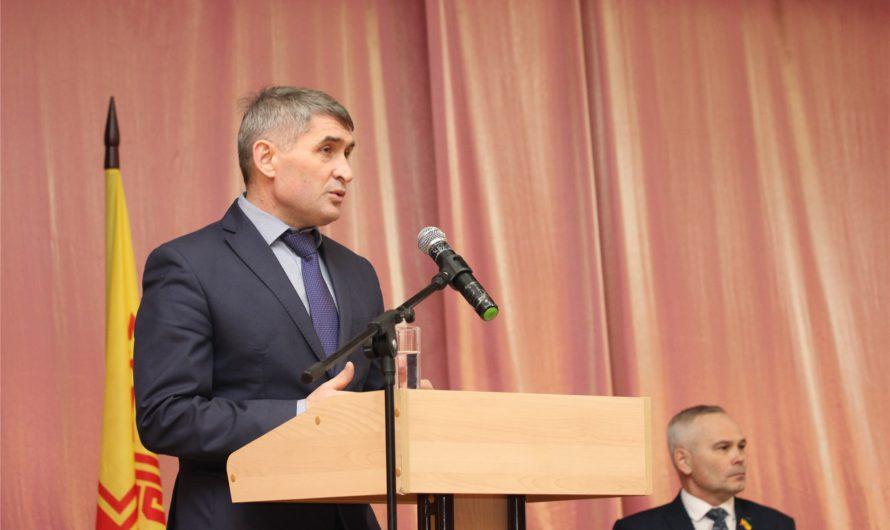 Олег Николаев призвал Козловку включиться в программу развития малых городов